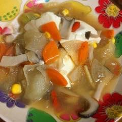 〜潤い薬膳スープ〜